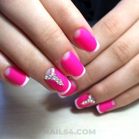 Lovely & ceremonial american acrylic nail design - graceful, design, naildesigns, nails