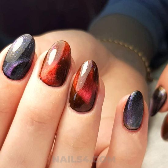 My cool & neat nail design ideas - party, shiny, getnails, nails, best