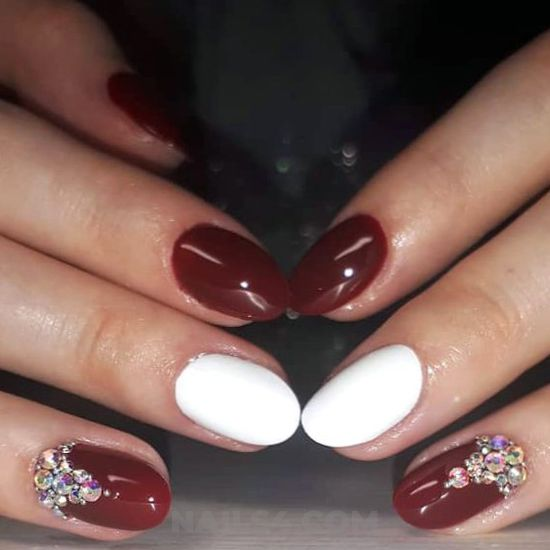 My enchanting and super nails ideas - cool, sexiest, nailart, fashionable