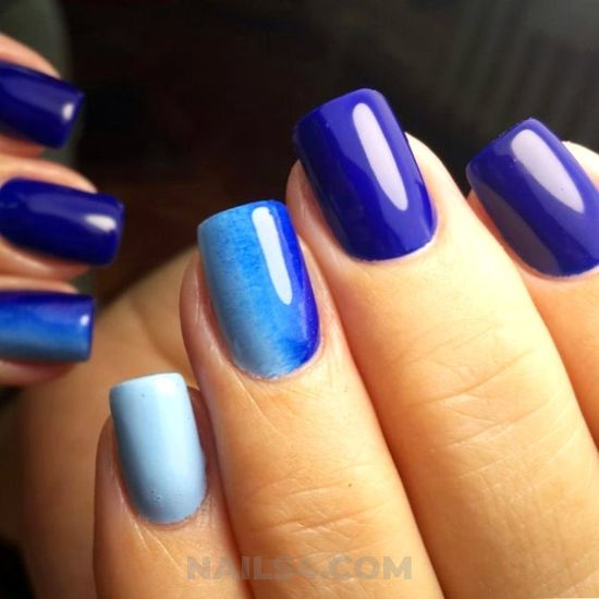 My fantastic & trendy gel nails style - top, nails, diy, beauty, graceful