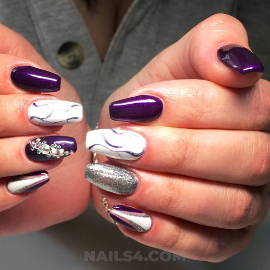 My glamour best gel nail ideas - super, nail, nailstyle, gorgeous