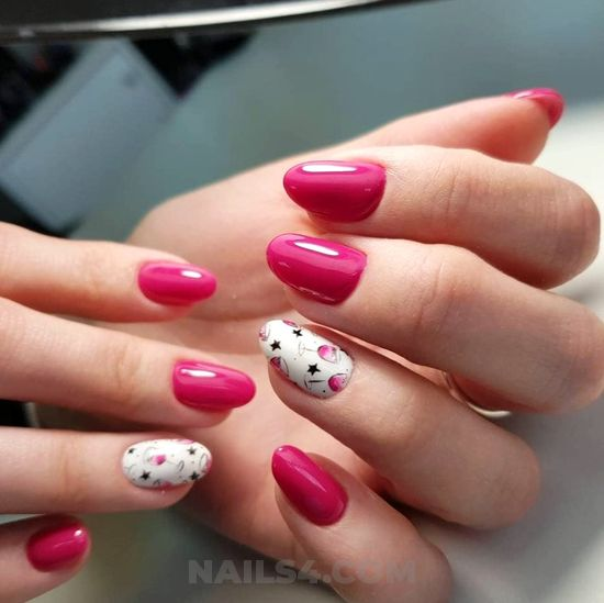 My glamour & creative nails - gettingnails, nail, magic, cute