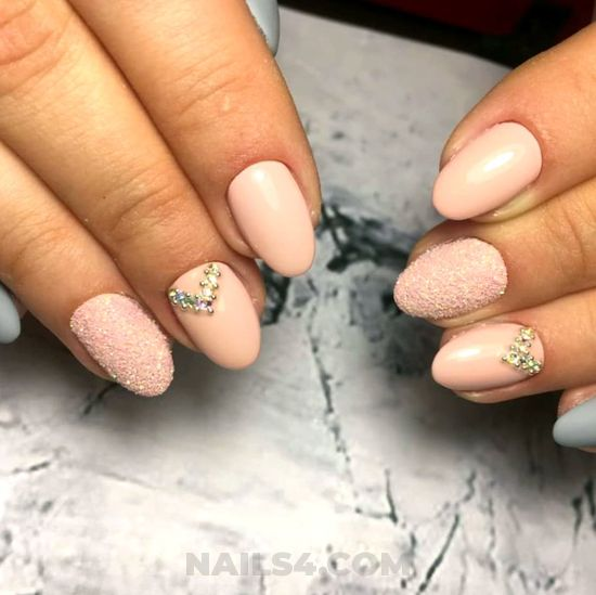 My handy and enchanting manicure idea - super, clever, nails, manicure