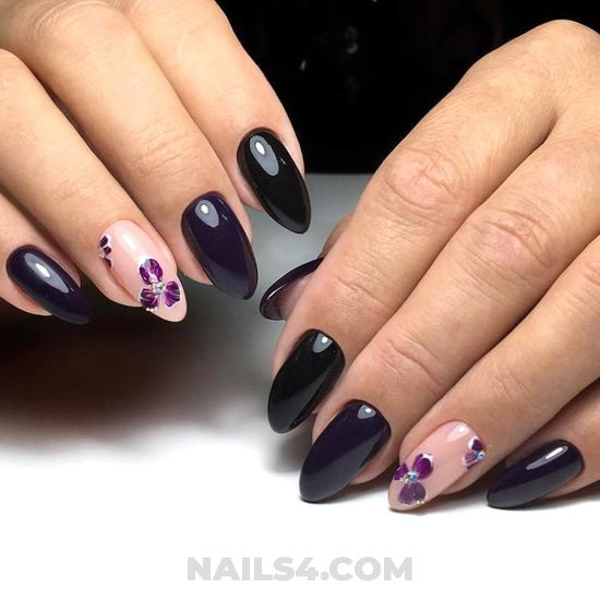 My handy & awesome gel manicure - naildesigns, nail, trendy