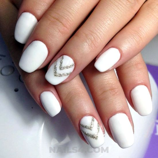My iconic and best acrylic manicure trend - naildesign, nail, cool, pretty