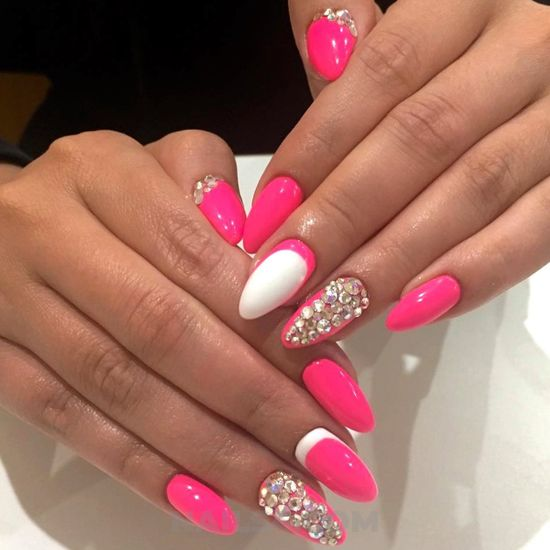 My iconic and colorful art design - nail, nice, gorgeous, cute, party