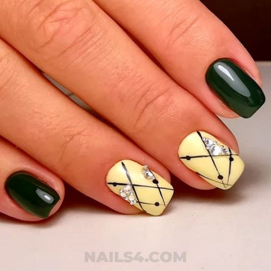 My lovely and colorful manicure ideas - lovable, naildesigns, nail, weekend