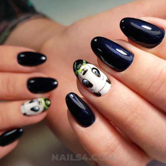 My professionail and adorable gel nails trend - furnished, pretty, beauty, nail