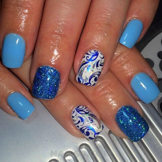 My wonderful & delightful gel nails ideas - lifestyle, neat, nailart, naildesign