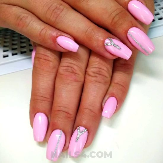 Neat & colorful gel nail trend - love, best, nailart, nailideas