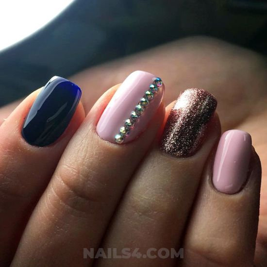 Neat cute nails art design - inspiration, nailart, fashionable
