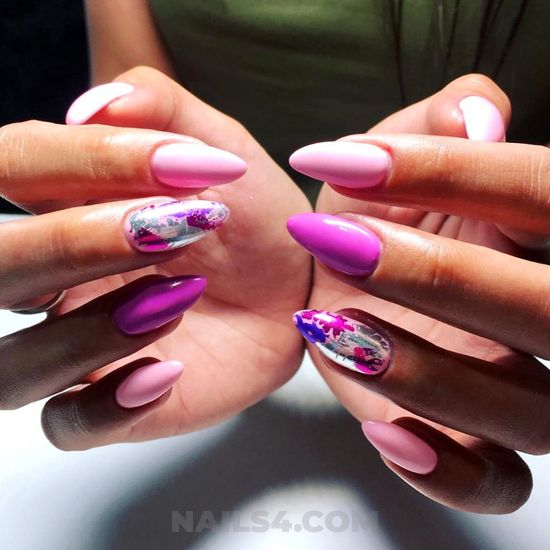 Neat & fantastic gel manicure ideas - best, nailart, nailstyle, design, top