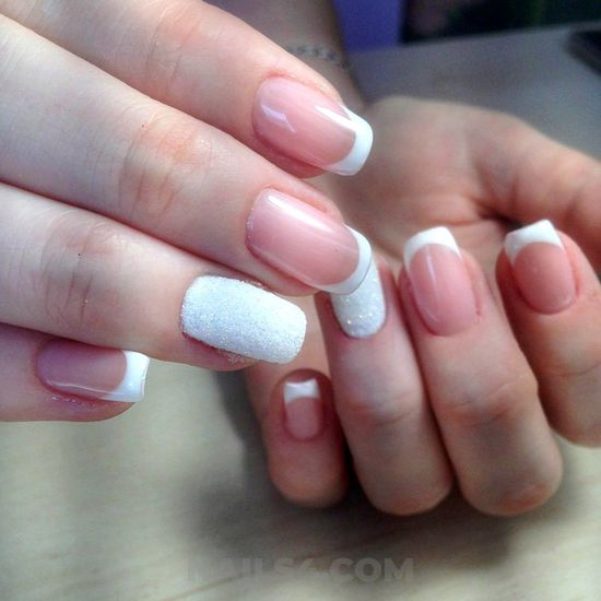 Nice adorable nails art design - royal, beautytips, nailtech, nails