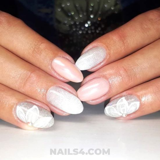 Nice and awesome gel nail trend - selfnail, gel, nails, diynailart