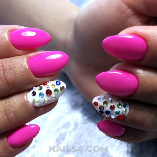 Orderly balanced american nails art - loveable, cool, art, fashion, nail