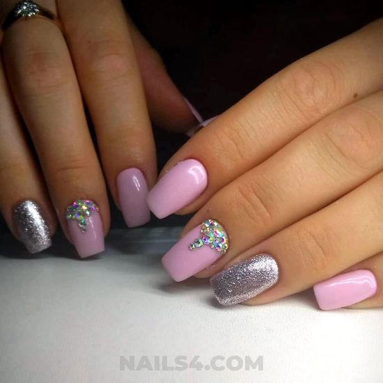 Orderly & dream acrylic nails style - diy, design, sexiest, nails