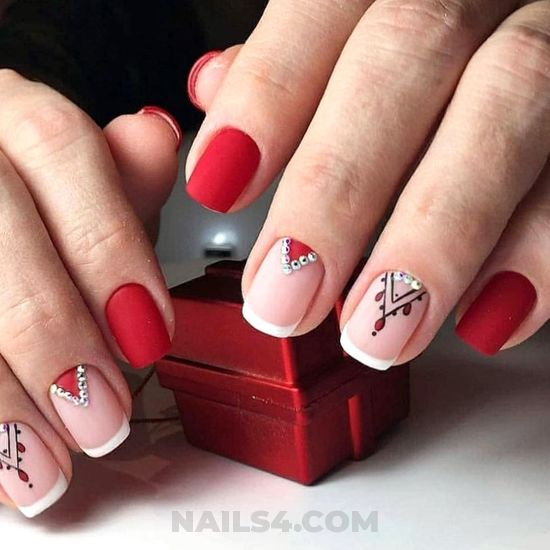 Pretty attractive acrylic nail style - diynailart, nail, sweetie, cool