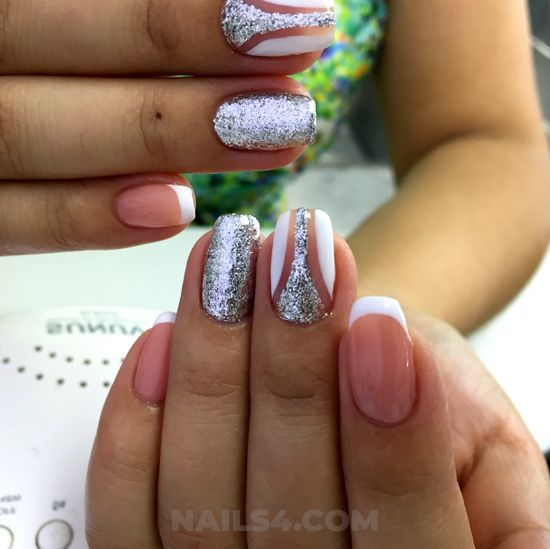 Professionail best gel nail - cool, gorgeous, nail