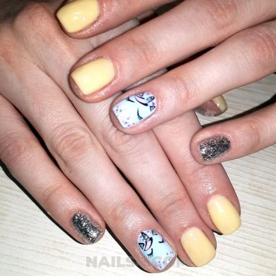 Sexy & awesome nails art design - naildesigns, nailart, smart, clever