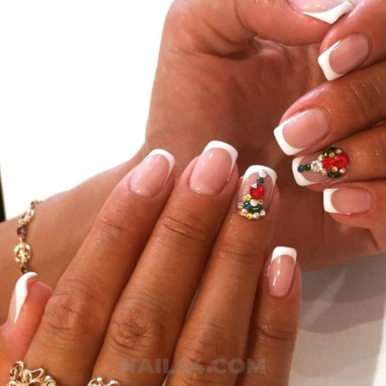Stately and creative - fashionable, royal, elegant, nails