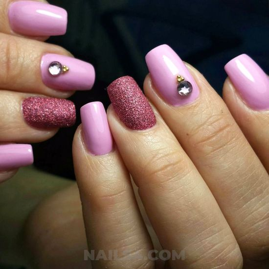 Stately cutie manicure - nails, fashionable, beauty, shiny