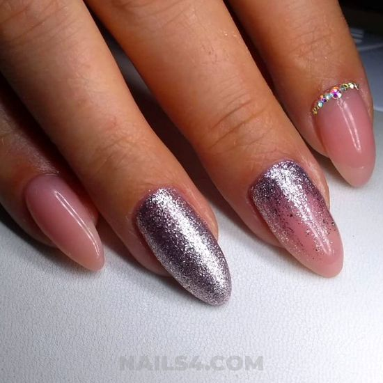 Super and fantastic nail design - gel, dreamy, diynailart, nailart
