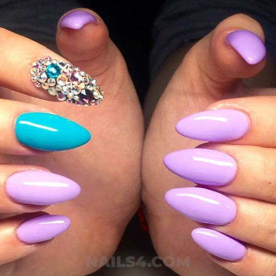 Top & creative acrylic manicure trend - attractive, nails, creative, sexy