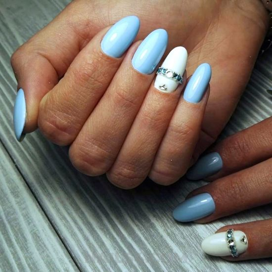 Trendy & best gel nails art - design, nailidea, nailart