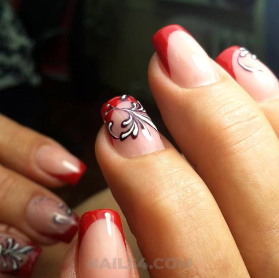 Trendy & dainty art ideas - lovable, ideas, nailstyle, nail