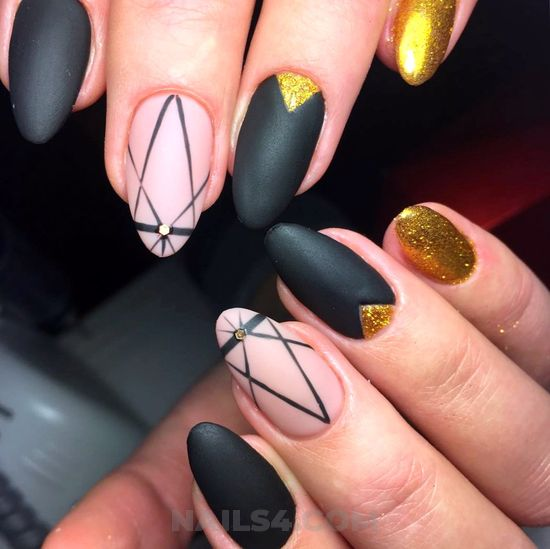 Wonderful and cute acrylic manicure art ideas - dreamy, nail, nailstyle, top, beauty