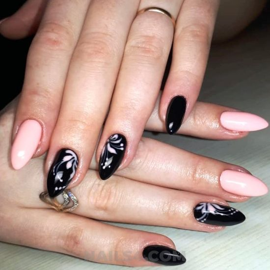 Wonderful awesome gel nails trend - classic, adorable, nails, selection
