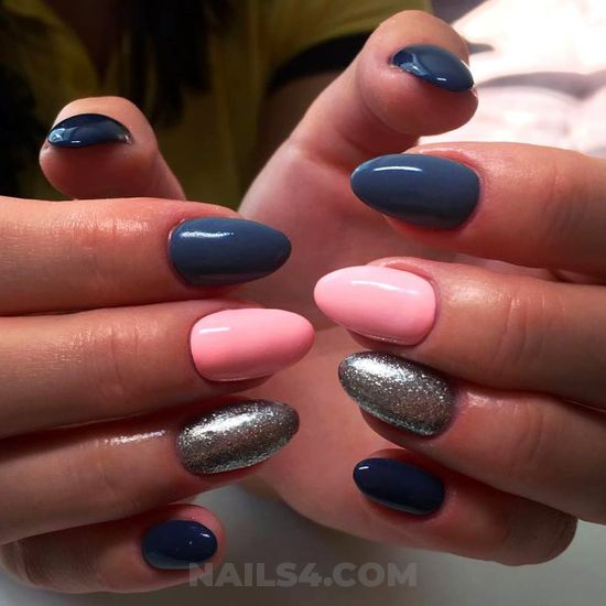 Wonderful & balanced parisian manicure art design - nails, acrylicnails, cutie, naildiy