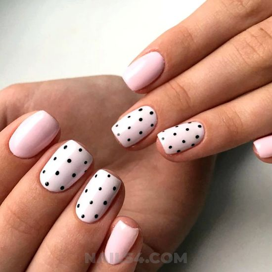 Wonderful & creative gel nail design - nail, acrylicnails, love, best
