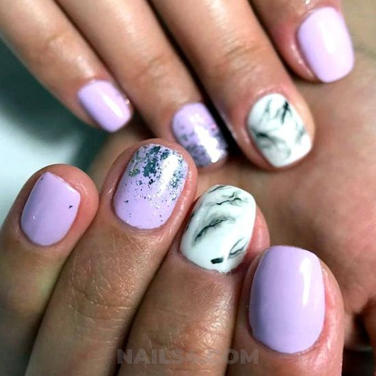 Wonderful & fantastic acrylic nails - magic, sexy, nailart, beautyhacks