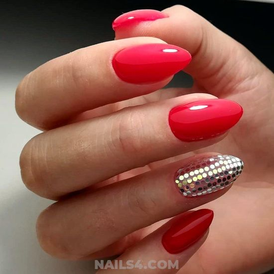 Adorable And Graceful Acrylic Nails Design Ideas - vacation, beautyhacks, sexiest, nail