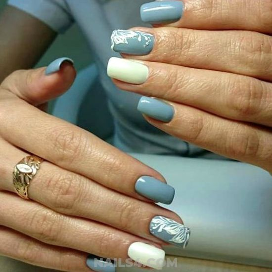 Adorable And Handy Acrylic Manicure Art Ideas - nails, nailidea, ideas, dreamy, neat