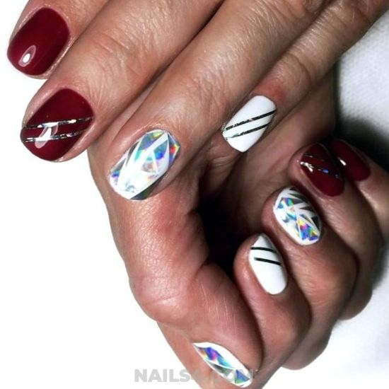 Attractive And Hot Gel Nail Idea - beautytricks, nails, nailidea, love