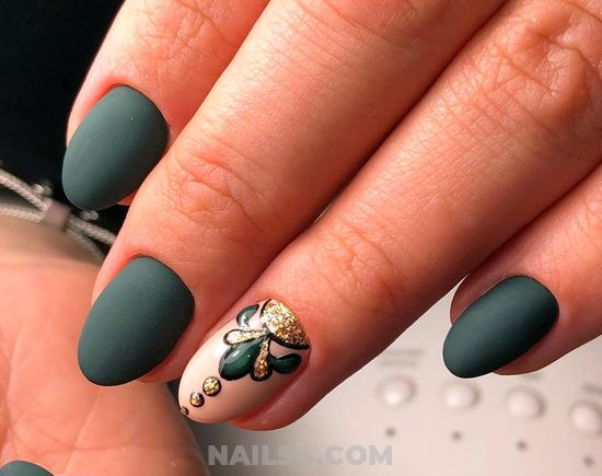Attractive And Neat French Acrylic Manicure Style - best, beautiful, nailideas