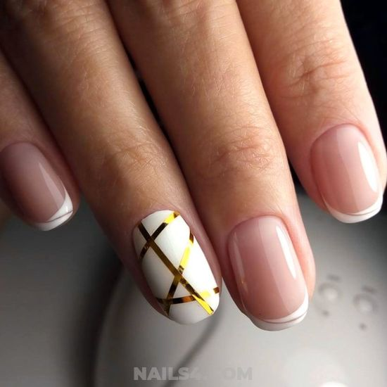 Attractive And Unique Manicure Ideas - nailideas, artful, fashion