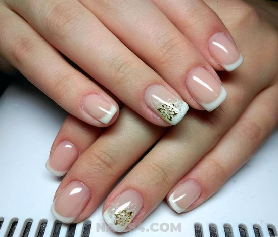 Attractive Orderly Design - gelpolish, nail, nailstyle, diy