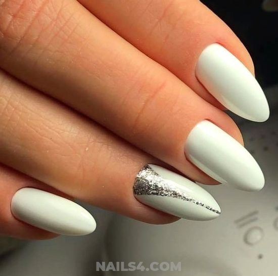 Attractive & Unique Acrylic Manicure Art Ideas - nail, gettingnails, awesome, dainty