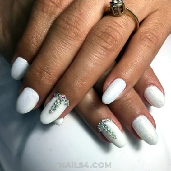 Balanced & Incredibly Gel Nail Design Ideas - gelpolish, clever, gotnails