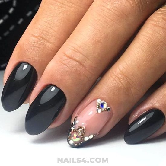Beautiful And Lovely Acrylic Nails Art - nails, best, hollywood
