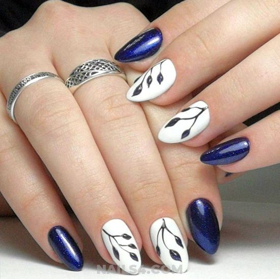 Beautiful And Perfect French Acrylic Manicure Style - love, nailartdesign, nails, ideas