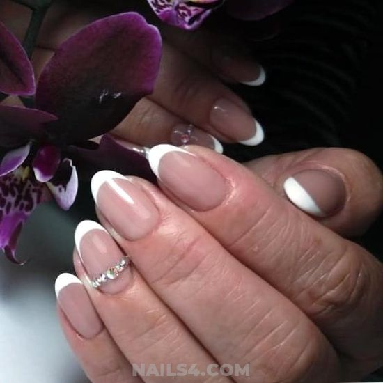 Beautiful Lovely Acrylic Nails Art - nails, hollywood, creative, glamour