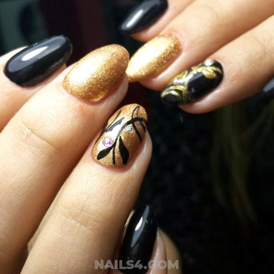 Beautiful & Nice French Gel Nails Design Ideas - handsome, cool, nails, naildesign