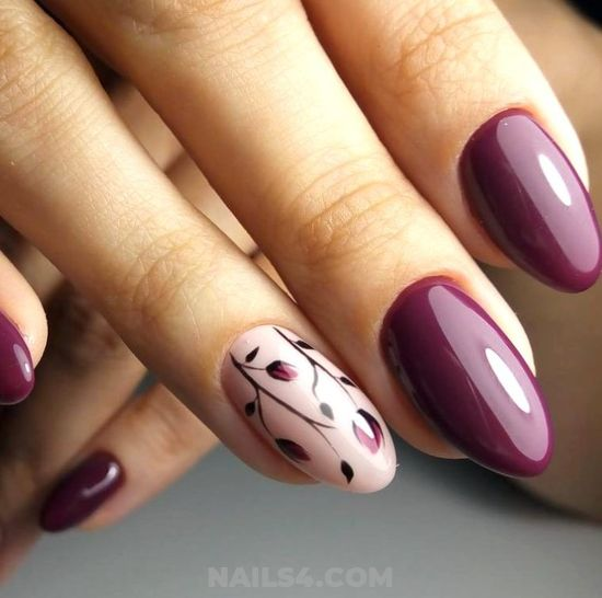 Best And Graceful Acrylic Nails Art Design - top, naildesigns, nail, cute, ideas