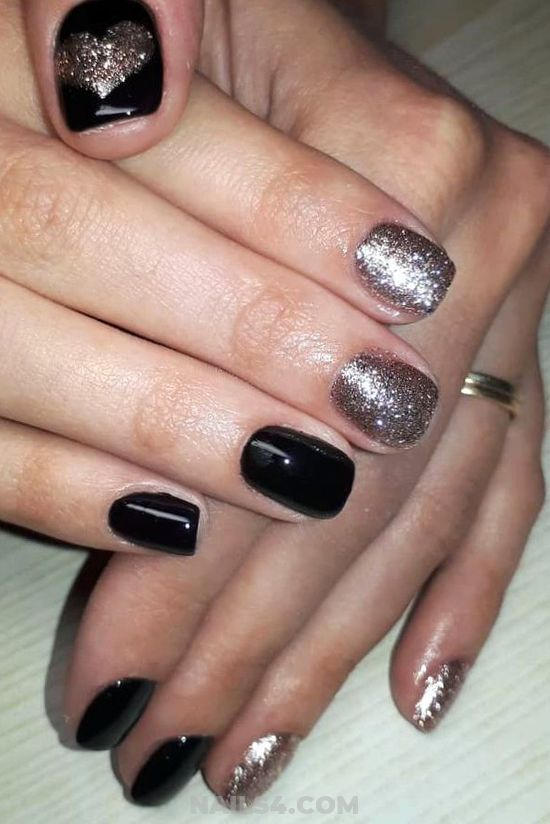 Best Perfect Gel Nails Art - nailartdesigns, nail, sexiest, style