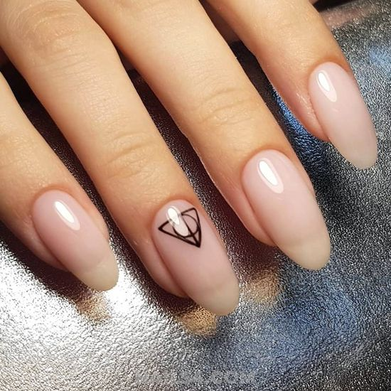Birthday Gorgeous Gel Nails Art Ideas - enchanting, lovable, style, nails