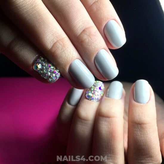 Casual And Super Acrylic Nails Trend - smart, elegant, nails, gorgeous